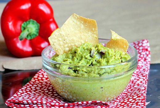 guacamole asperges