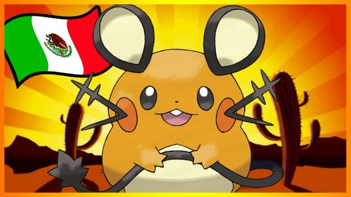 5 Pokémon inspirés du Mexique