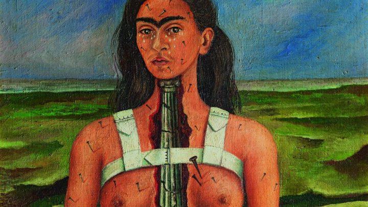 La colonne brisée de Frida Kahlo