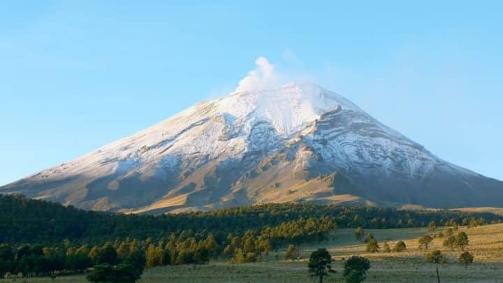 Popocatépetl