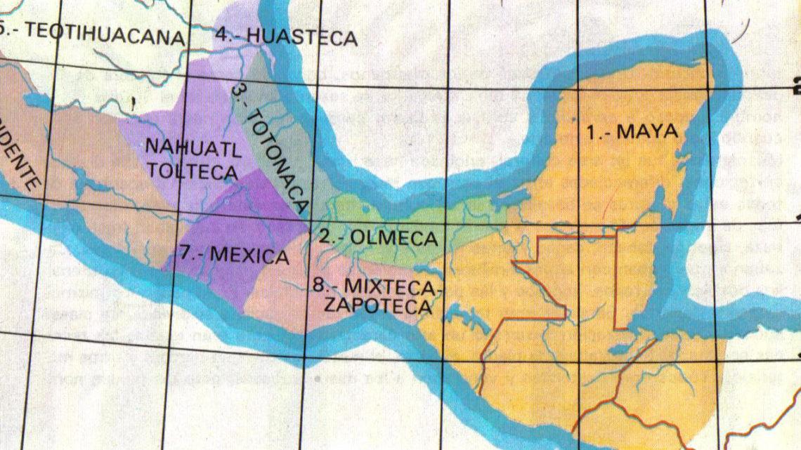 La Mésoamérique