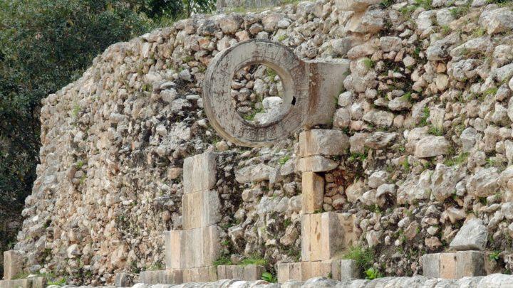 Le jeu de balle des Mayas | El juego de pelota