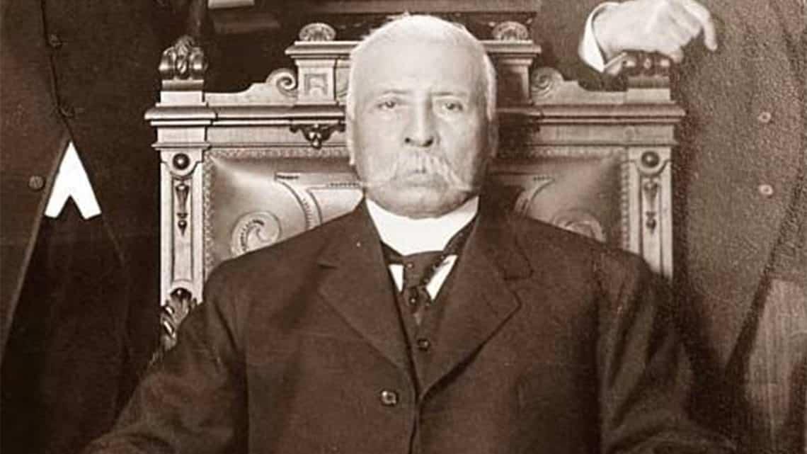 Biographie de Porfirio Díaz