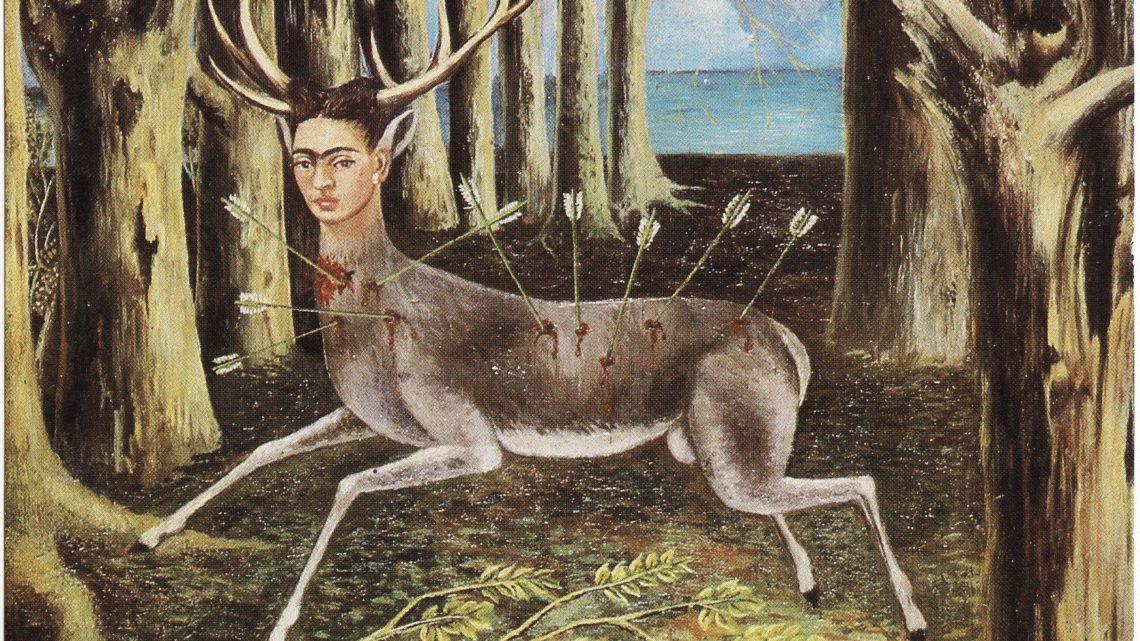 Le cerf blessé de Frida Kahlo