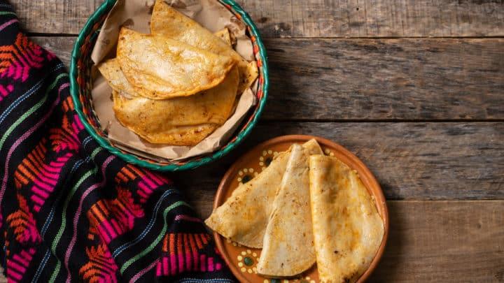 Tacos al vapor | Recette facile