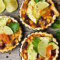 Mini tarte mexicaine   Recette facile