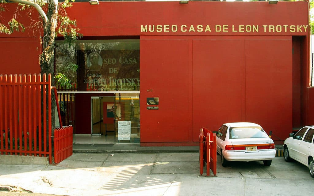 Musée maison de Léon Trotsky (casa)   tarifs, horaires, adresse