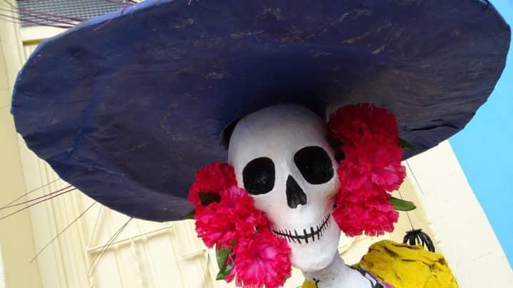 Où aller au Mexique pour la fête des morts ?