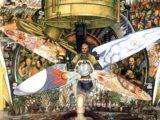 L'Homme contrôleur de l'univers de Diego Rivera