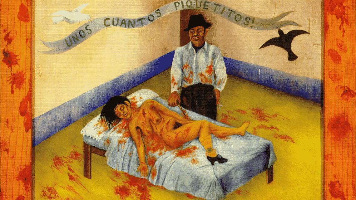 Quelques petites piqûres de Frida Kahlo