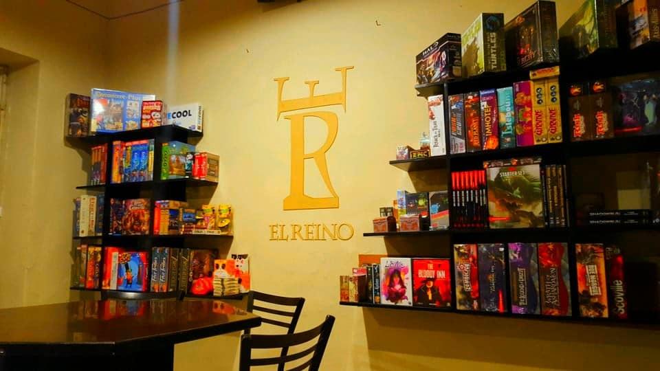 La meilleure boutique de jeux de société du Mexique