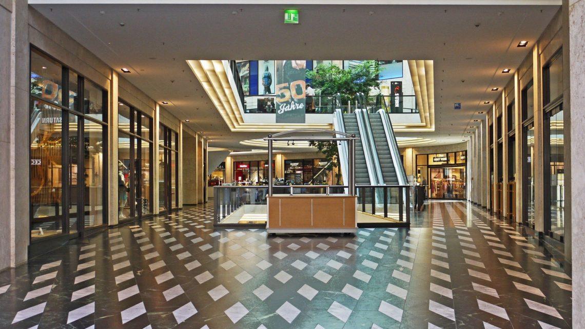 Les centres commerciaux de Guadalajara
