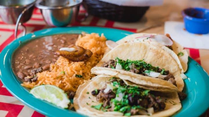 Les spécialités culinaires de Mexico