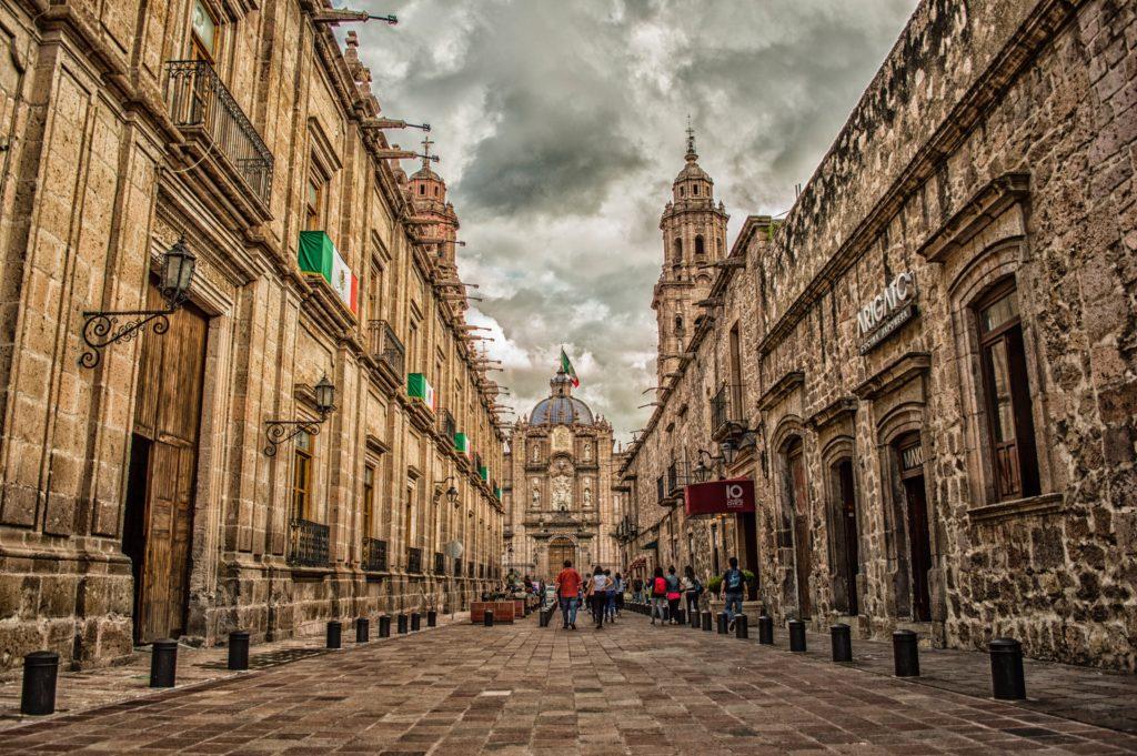 Mexico | Le centre historique