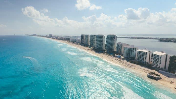 Top 10 des meilleures plages de Cancún