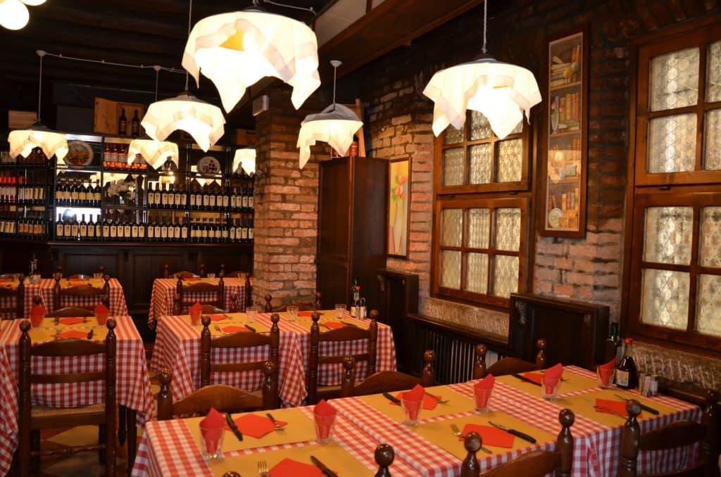 Restaurant campagnard Mexico