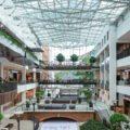 Les centres commerciaux de Mexico