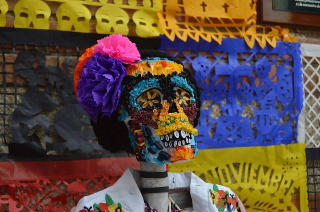 Acheter des décorations pour le jour des morts