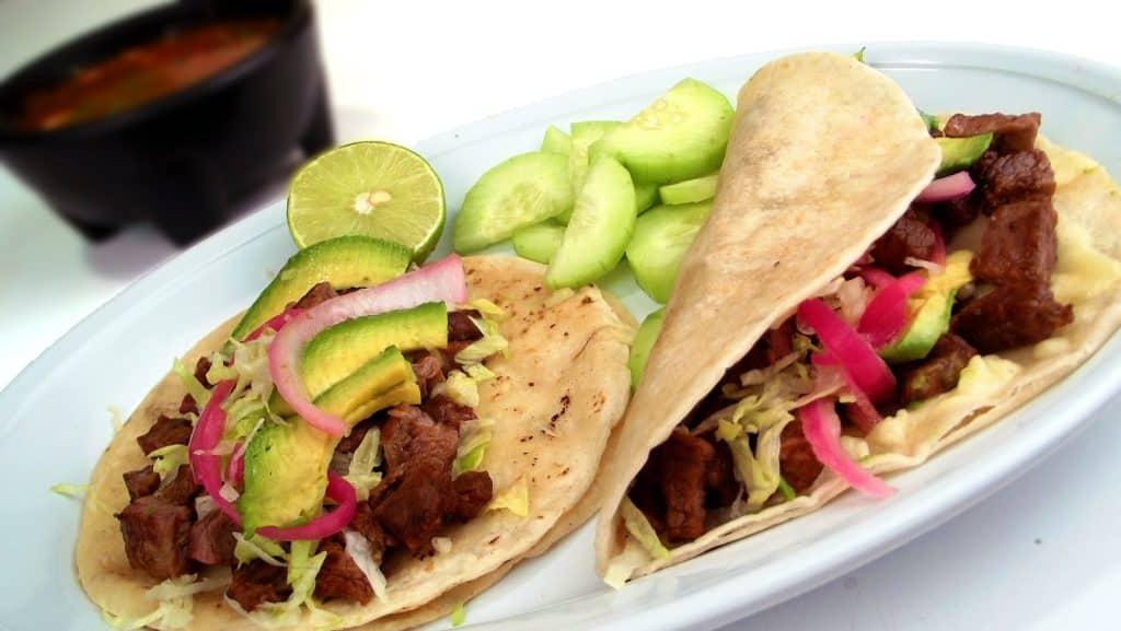 Tacos de Guadalajara