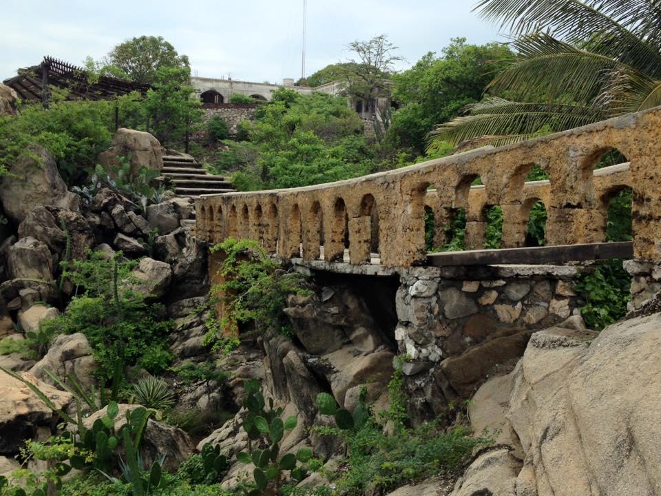 Pont à Puerto Escondido