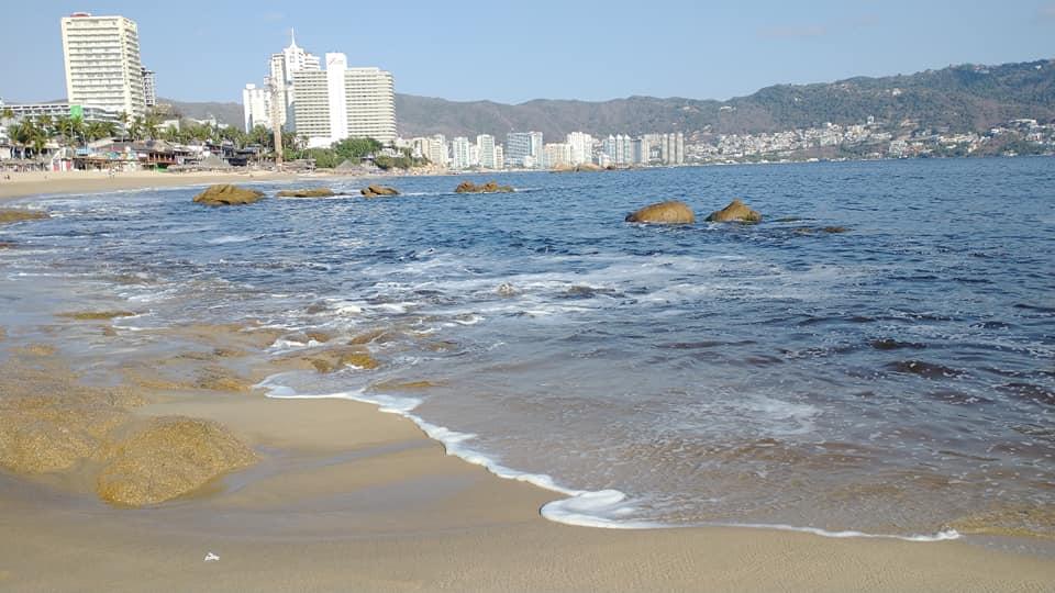 Playa La Condesa au Mexique
