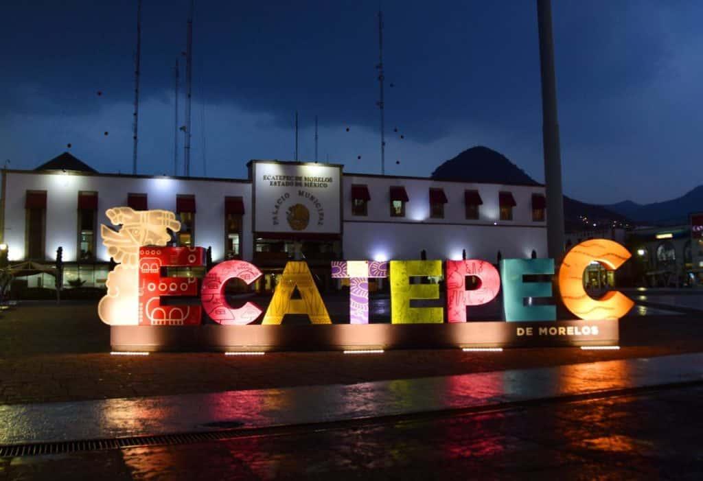 Ecatepec au Mexique