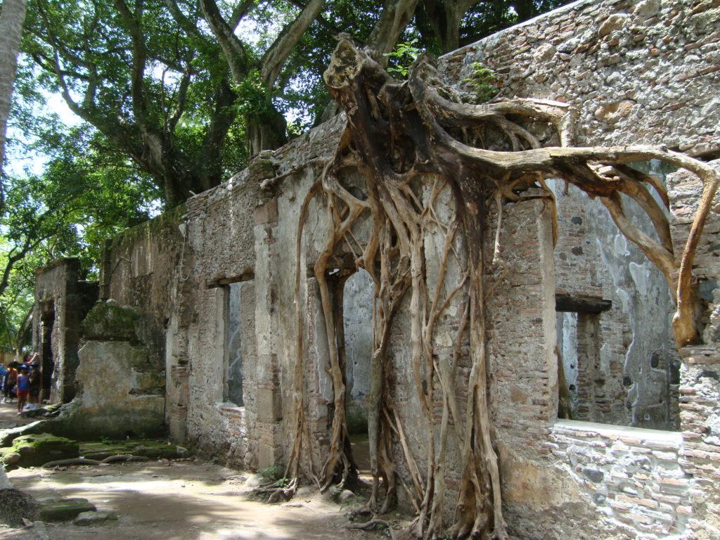 12. La Antigua