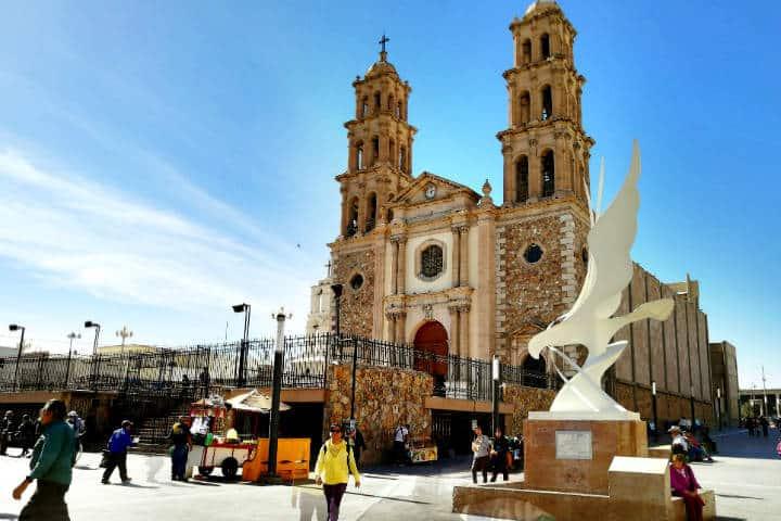 Ciudad Juarez au Mexique