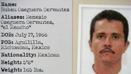 Nemesio Rubén Oseguera Cervantes