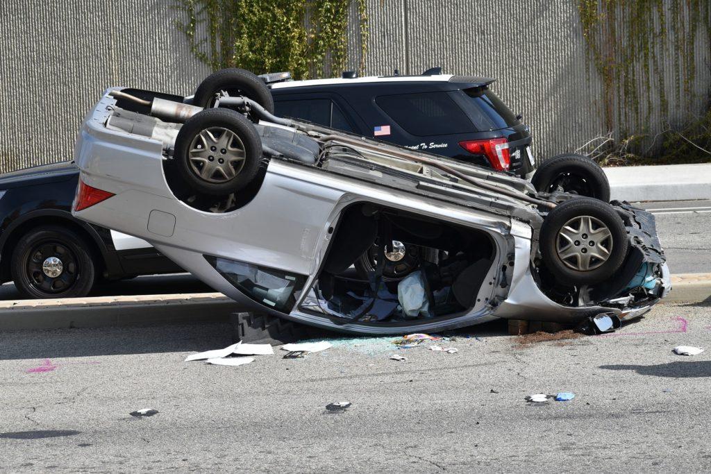 Avoir un accident de voiture au Mexique