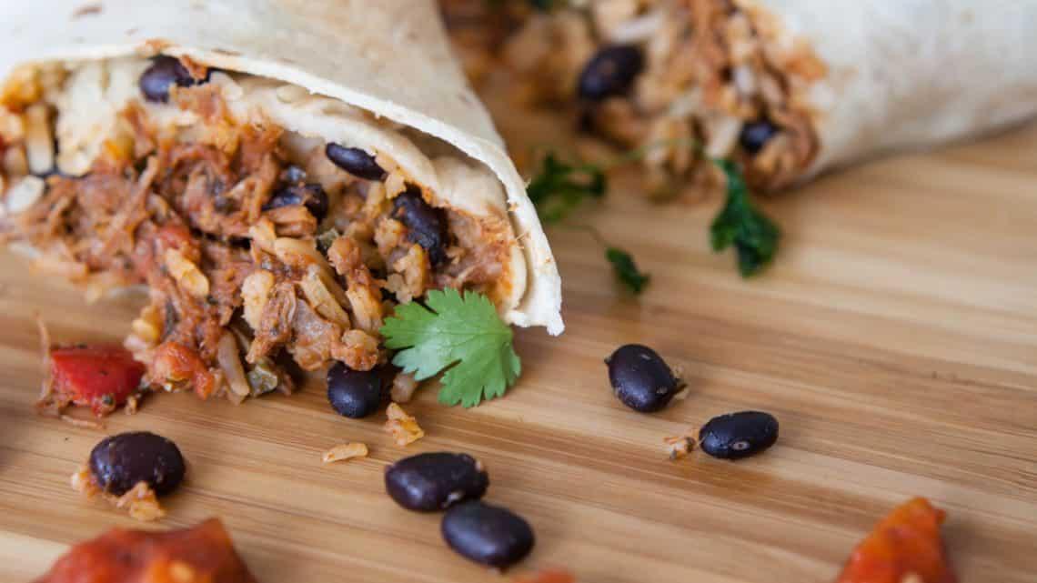 Burritos   Recette traditionnelle
