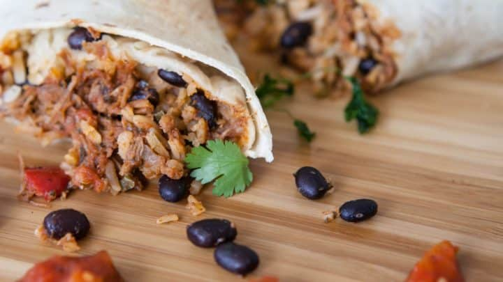 Burritos | Recette traditionnelle