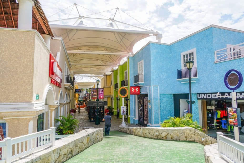 Centre-ville Cancun