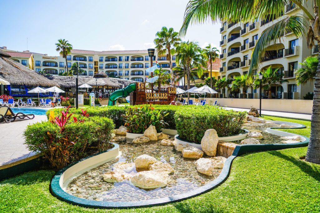 Hôtel de luxe Cancun