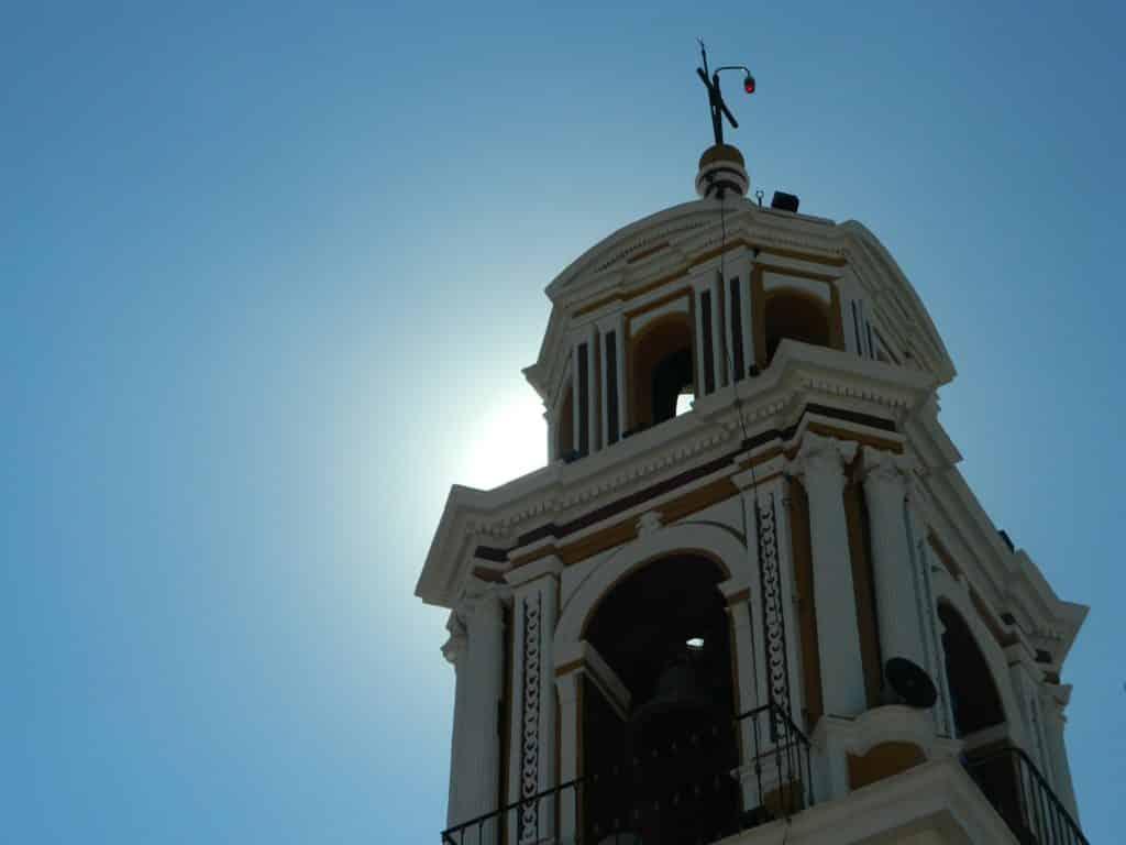 Eglise de Puebla