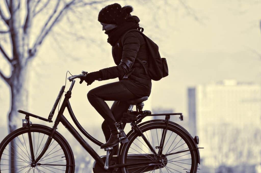 Magasin de vélo à Mexico