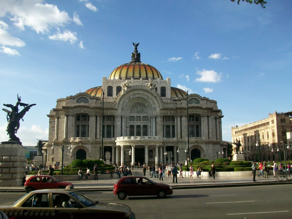 Mexico, la capitale du Mexique