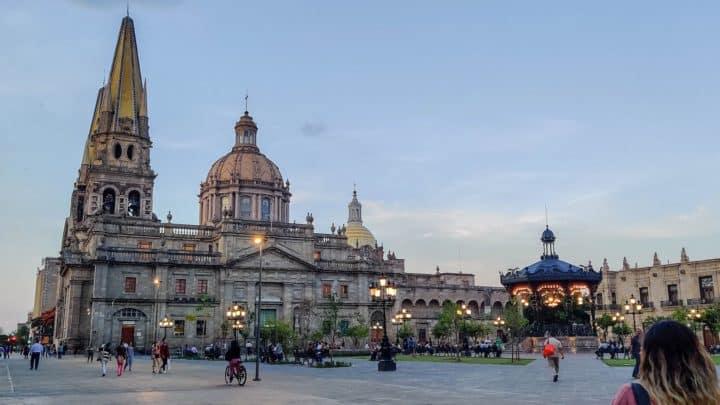 Les principales villes du Mexique