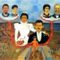 Mes grands-parents, mes parents et moi de Frida Kahlo