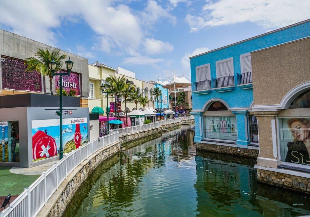 Shopping à Cancun