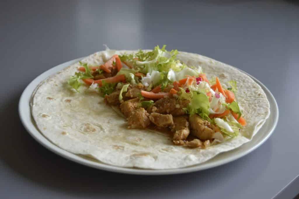Recette authentique des burritos au boeuf à la Mexicaine