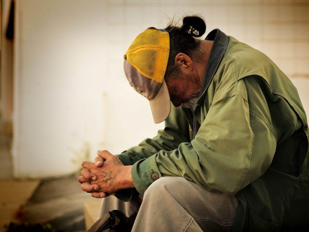 Les mendiants et sans-abri