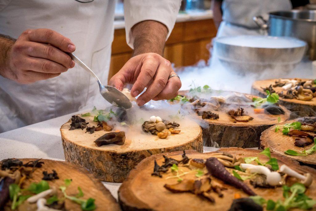 Restaurant gastronomique à Tulum