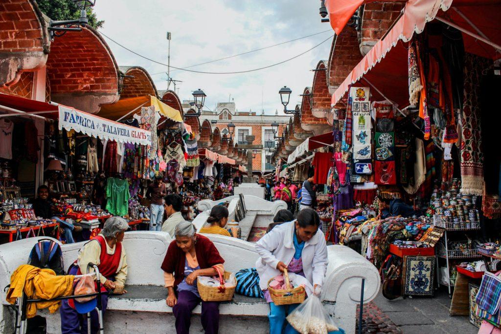 Puebla-Tlaxcala au Mexique