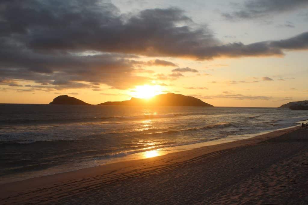 Coucher de soleil Mazatlan
