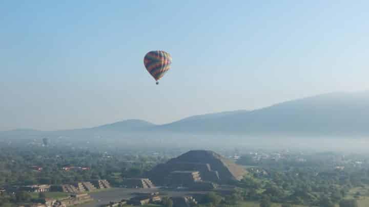 Comment aller de Mexico à Teotihuacán ?