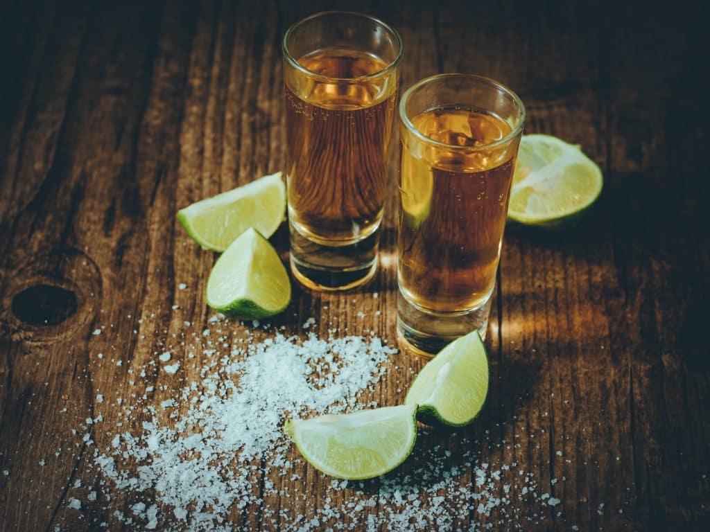 Tequila à emporter/ à se faire livrer