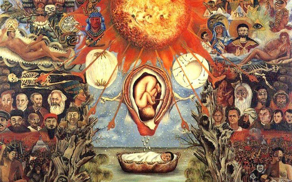 Moïse ou Le nucléus de Frida Kahlo