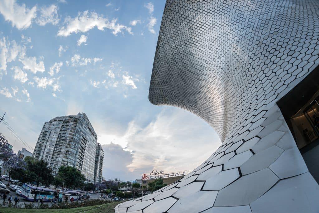 Quartier Polanco Mexico City