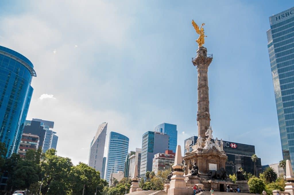 Quartier Paseo de la Reforma Mexico City